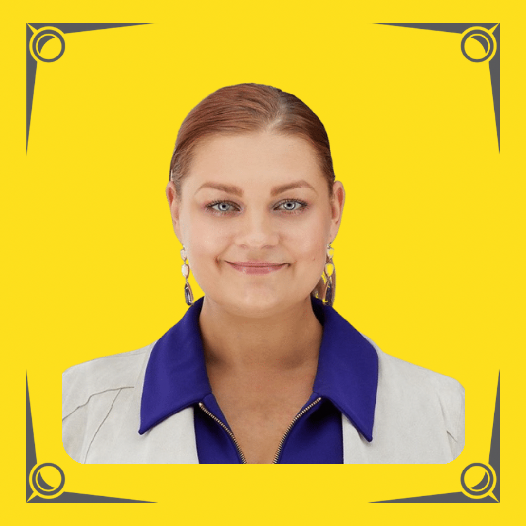 Lina Rugova is the founder of the nonprofit Emerge and Rise business incubator, courtesy photo.