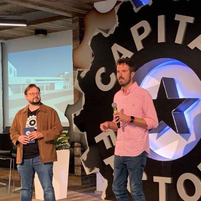 Texas Venture Firm Capital Factory Launches Location at Port San Antonio